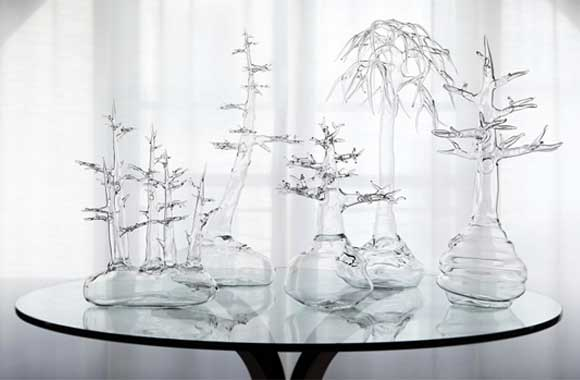Glass-tree