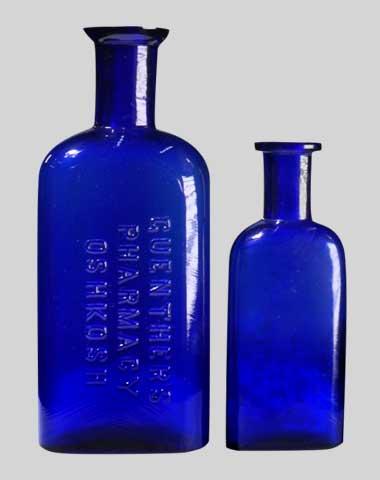 bottleglassblue22